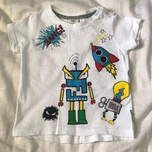 Fendi kids tshirt top